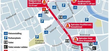 Intocht bekijken en Sint-sfeer snuiven in Apeldoorn kan op meerdere plekken