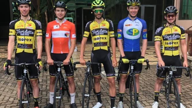 "Andreas Goeman beleefde mooi wieleravontuur in Rwanda: ""Elke dag was een intense beleving"""