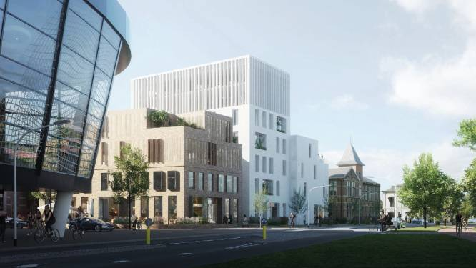 IT-reus Topicus bouwt eigen campus in Deventer binnenstad en zó gaat dat eruitzien