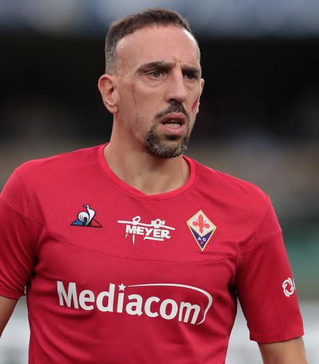 Ribéry moet twee maanden missen vanwege operatie aan enkel