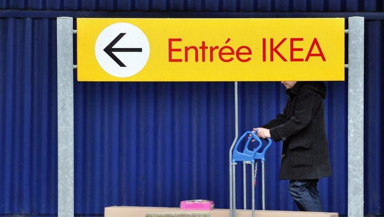 Ikea-filiaal in Frankrijk. Beeld AFP