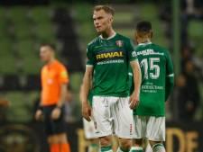 Pijnlijke knieval van FC Dordrecht in ondertal