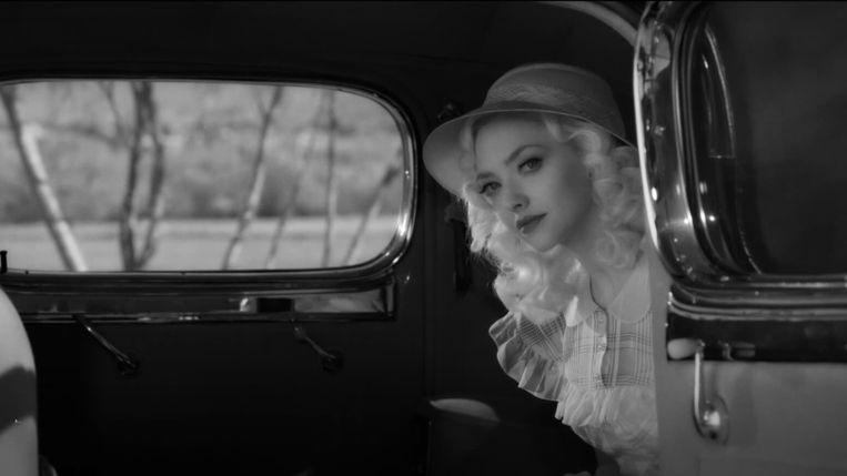 Amanda Seyfried in 'Mank'. Beeld Humo