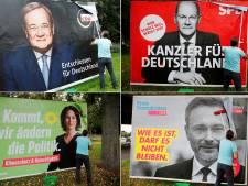Stembureaus geopend in Duitsland
