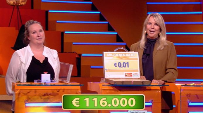 Gayle en Million Dollar Hunt