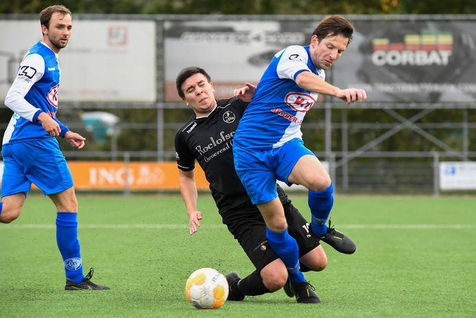 DTS Ede speelt voor de KNVB-beker tegen Best Vooruit.