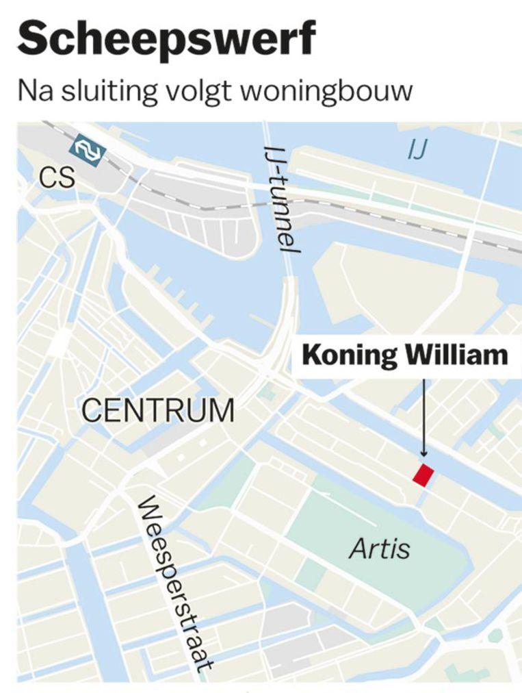 Bron: Maps4News Beeld Laura van der Bijl