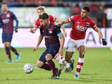 Lonkt de Champions League voor Willem II-kapitein Peters? 'Daar denken we nog niet aan'