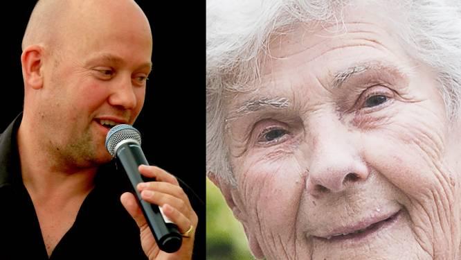 """Zanger Oliver Loin eert Suzanne, de vrouw die overleed aan corona nadat ze niet meer aan de beademing wou, in lied: """"Ze is een heldin, want ze stond zo positief in het leven"""""""