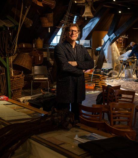 Visserijmuseum Woudrichem haalt 5000 euro op voor behoud van het museum