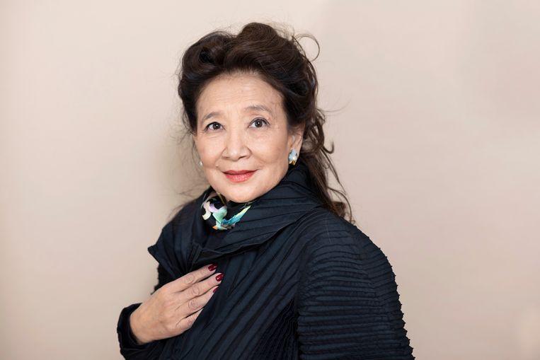Jung Chang. Beeld Els Zweerink