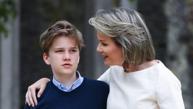 Prins Gabriël gaat voortaan naar Engelstalige privéschool: 39.515 euro leergeld per jaar