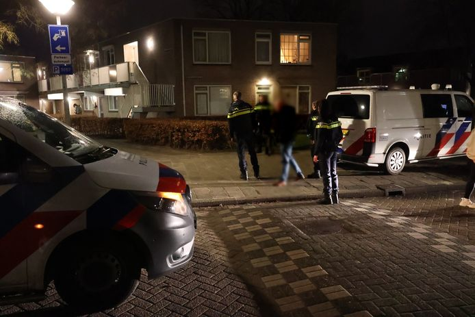 Steekincident in Eindhoven.