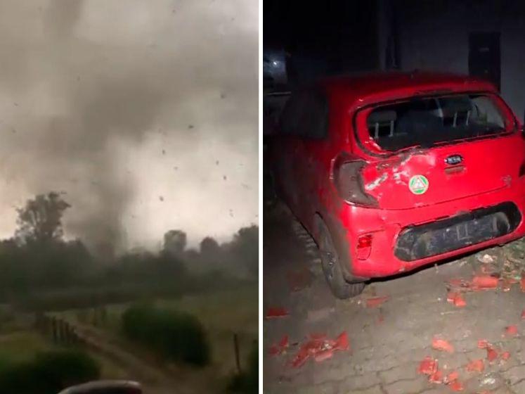 Verwoestende tornado in Tsjechië eist zeker vijf mensenlevens