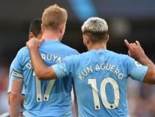 Manchester City partage contre Tottenham malgré deux assists de De Bruyne