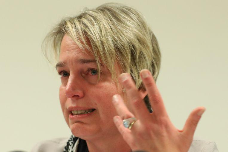 Ang Belgian ministro Joke Schauvliege ay nagbitiw pagkatapos ng pag-amin tungkol sa pagtatatag ng mga protesta sa pamamagitan ng lihim na serbisyo