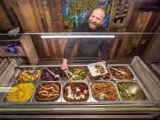 De maaltijden die Jeroen kookte voor acteurs kregen een betere beoordeling dan de voorstelling zelf