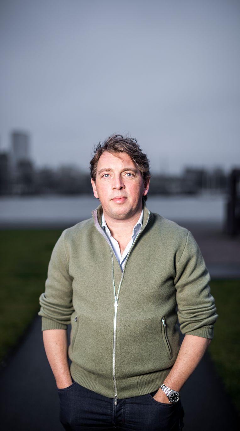 Pieter Zwart, bestuursvoorzitter van Coolblue.  Beeld Jiri Büller