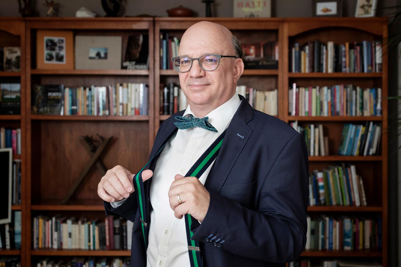 Seksuoloog Erick Janssen.