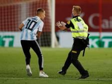Fotojager moest mislukte selfie met Messi verwijderen van politie