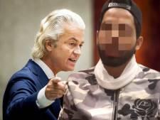 Wilders kijkt Junaid 'in de ogen' in de rechtbank, OM eist 6 jaar cel