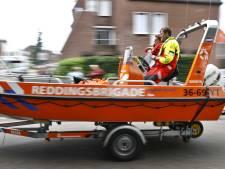 Robbert (35) van IJsselsteinse reddingsbrigade helpt in Limburg: 'Het leed, alle spullen die weg zijn, heel triest'