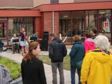 Binnentuin Mariaoord in Rosmalen geopend