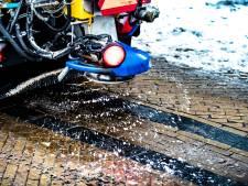 Gladheid in de Vallei: Veenendaal strooit het beste zijn fietspaden