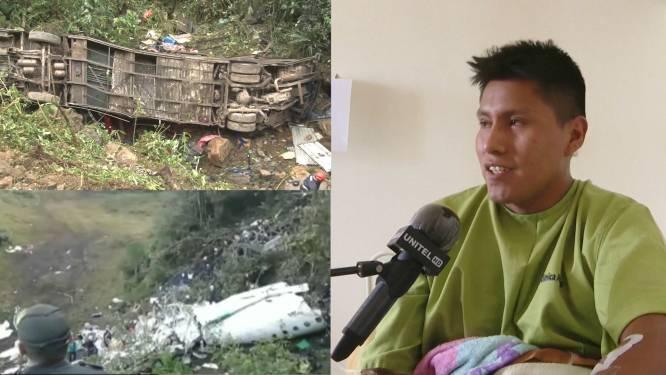Man overleeft na vliegramp van Chapecoense nu ook zware buscrash