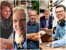 Deze vijf gepassioneerde mediamensen houden de lokale krant of omroep overeind: 'Ik vind dit zalig werk'