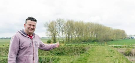 Chiel Veraart strijdt al elf jaar voor een natuurcamping bij Fort Henricus: 'Op deze manier blijf ik 1-0 achterstaan'