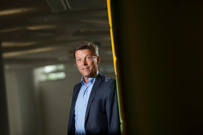 Wethouder René de Vent kijkt voldaan terug op de inspiratiesessie over basisinkomen.