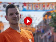 Video van de Dag | Heeft deze straat in Zwolle de langste oranje vlaggenlijn van Nederland?