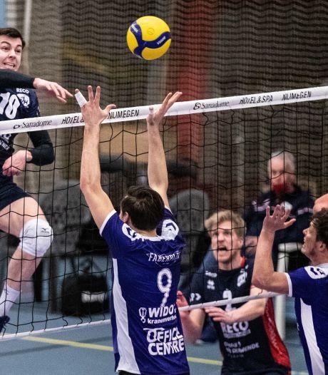 Nijmegen doet mee aan WK volleybal, maar alleen voor spek en bonen