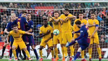 Met de groeten van Messi: Argentijn bereikt nieuwe mijlpaal en zet met Barcelona dichtste achtervolger Atlético op acht punten