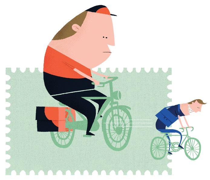 Sandd poogt grote concurrent PostNL in de wielen te rijden.