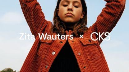 Zita Wauters krijgt haar eigen kledinglijn bij CKS