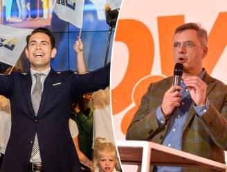 DE GROTE PEILING. Vlaams Belang blijft de grootste partij, CD&V op dieptepunt met 10 procent