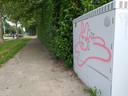 De Laan van België in Roosendaal heeft er ook eentje.
