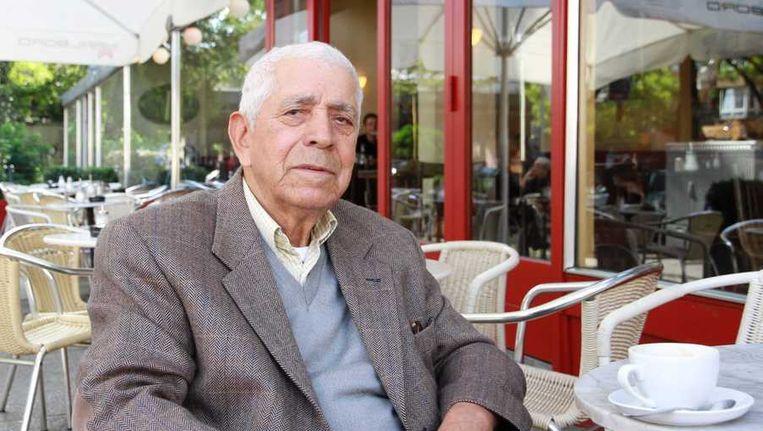 Kadir Nurman werd 80 jaar. Beeld epa