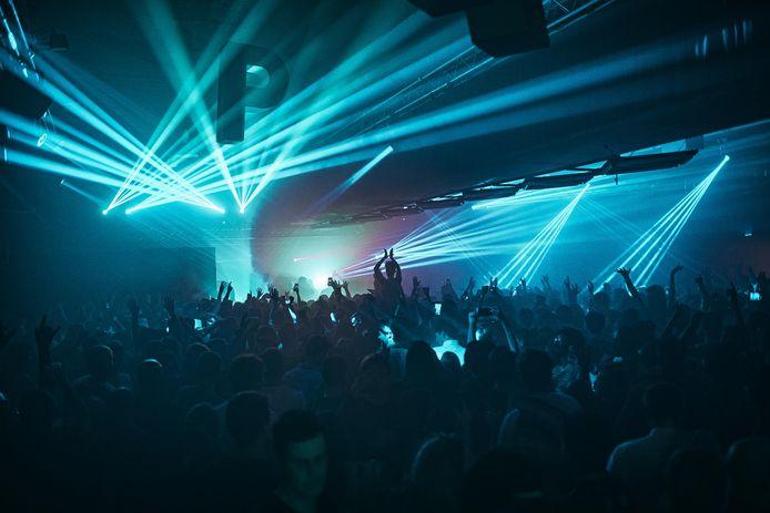Feesten in Ampere, Club Vaag en TheCommon kan in oktober al vanaf 22 uur in plaats van 23 uur.