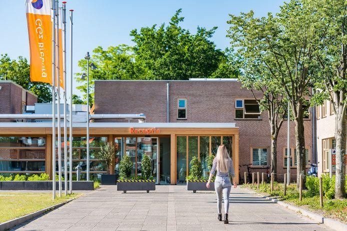 Het eerste Mentale Gezondheidscentrum van GGz Breburg aan de Lage Witsiebaan in Tilburg.