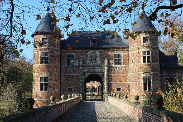 Het kasteel van Groot-Bijgaarden loopt door één van onze tochten.