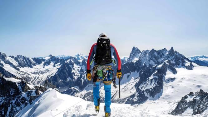 Italiaanse alpinist komt om na val in Mont Blanc-massief