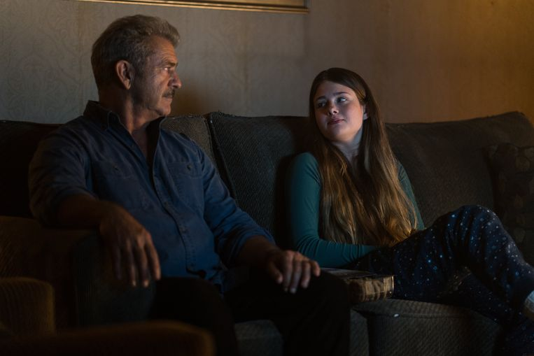 Mel Gibson in 'Dragged Across Concrete'. Beeld Photo News
