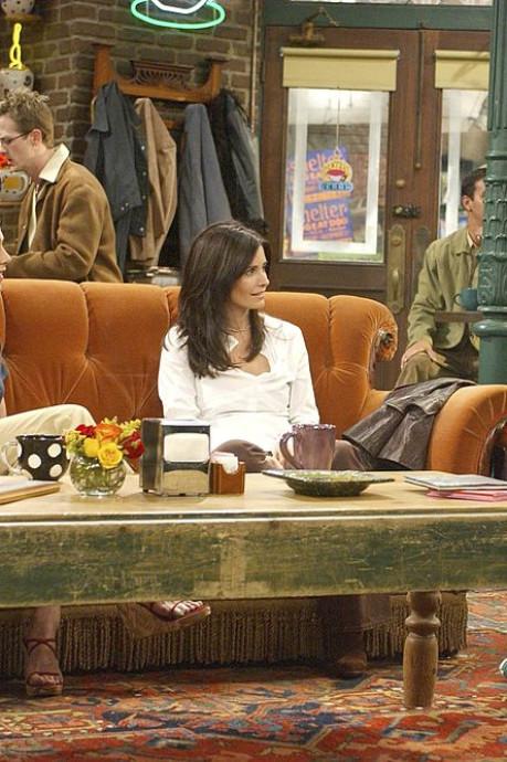 """Courteney Cox en dit plus sur le retour de """"Friends"""""""