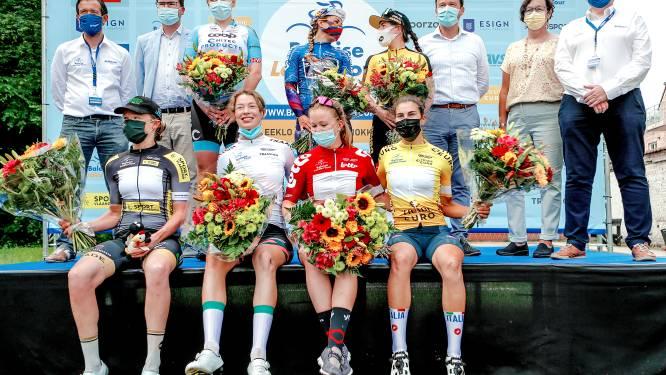 """Baloise Ladies Tour volgend jaar voor het eerst in Herzele: """"Om enkele hellingen in de regio aan te doen"""""""