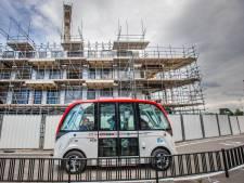 Zelfrijdende shuttlebus Haga wordt al maanden te weinig gebruikt door personeelstekort