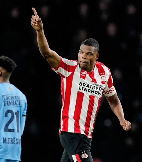 Samenvatting | PSV boekt tegen Willem II eerste zege van 2020