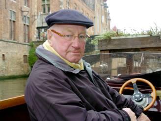 Brugges bekendste bootjesman Maurice Michielsens (83), de peetvader van de reien, is overleden